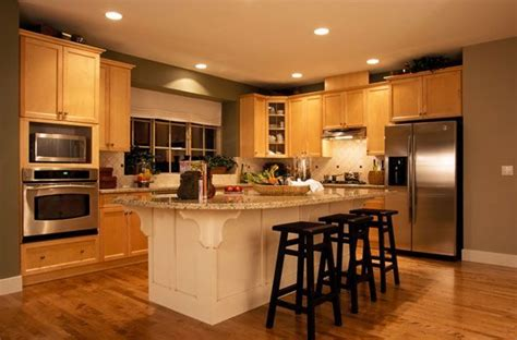 21 rosemary kitchen inspiration gray paint color with honey oak cabinets kitchens
