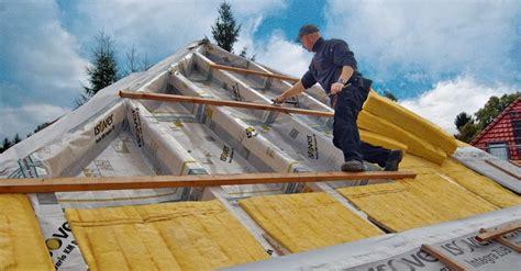Wie Dämme Ich Ein Dach Richtig by Wie D 228 Mme Ich Ein Dach Deinebaustoffe