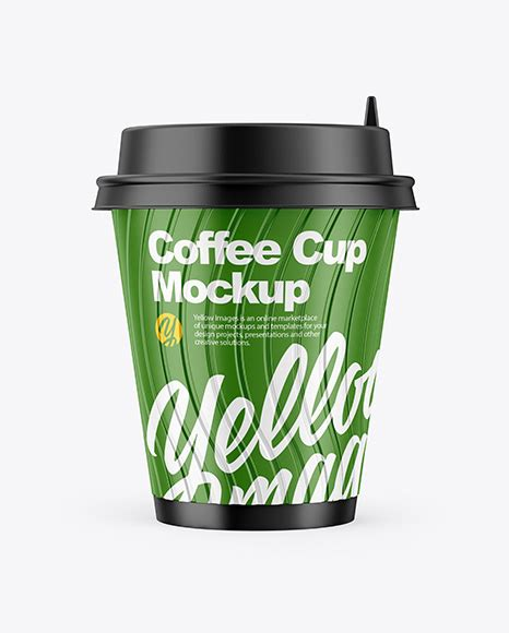 World's best curated collection of mockups for designers. Matte Coffee Cup Mockup in Cup & Bowl Mockups on Yellow ...