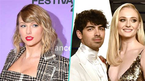 Taylor Swift Has Best Reaction To Sophie Turner's Comment ...