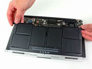 macbook air mid 2012 battery