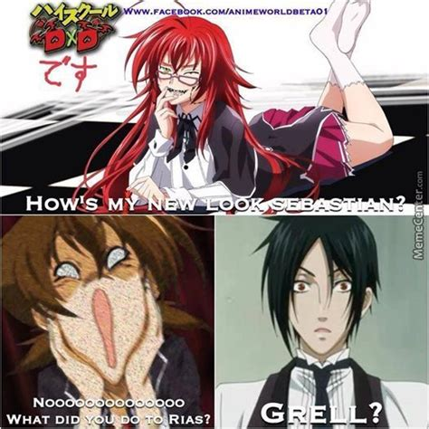 Highschool Dxd Memes - now i cant watch highschool dxd anymore myeyes by sonictheyemanhog meme center