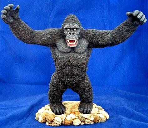 King Kong 1/8 Scale Resin Model Kit by Mick Wood King Kong