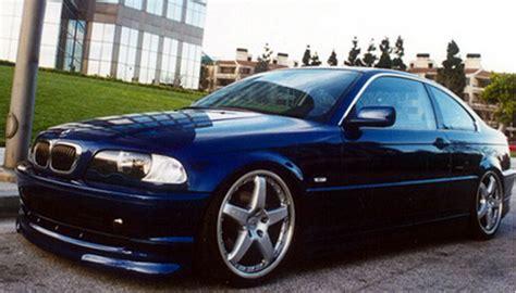 2001 Bmw 3 Series Coupe by Bmw E46 3 Series Coupe Hm Style Aerodynamic Kit 1999 2001
