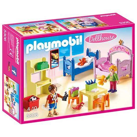 chambre winnie bebe playmobil chambre d 39 enfants avec lits superposes 5306