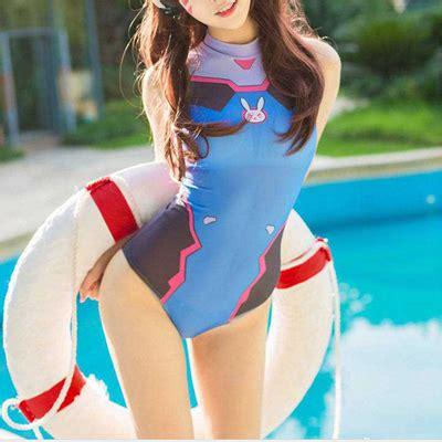 cute anime  piece swimsuit yv youvimi