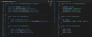 The Easy Way To Get Typescript Interfaces From C   Java