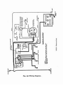 Chevrolet Chevy 1930 36 Car Wiring Electrical Diagram