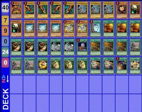 2015 exodia deck list