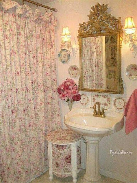 Shabby Chic  Bath  Pinterest  Ma Salle De Bain, Ma