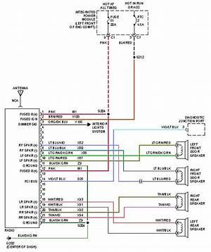 1992 Dodge Ram Radio Wiring Diagram 41971 Desamis It