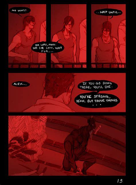 escape  furnace comic translation part   behance