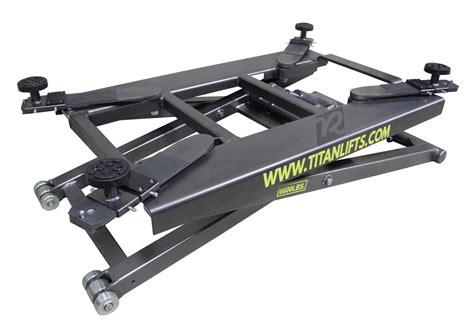 Titan 6600 Lb 6k 110v Car Auto Automotive Jack Hoist Mid