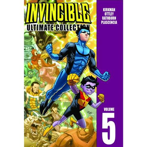Invincible Ultimate Hardcover Volume 5  Invincible Issues