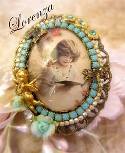 grosse bague romantique quotle cherubin quot rose turquoise With grosse bague