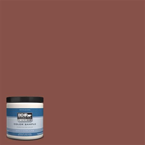 behr premium plus ultra 8 oz ppu2 18 spice interior