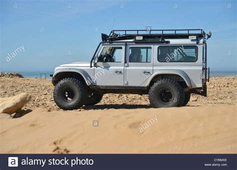 Off Road Expedition Prepared 2012 Land Rover Defender 110