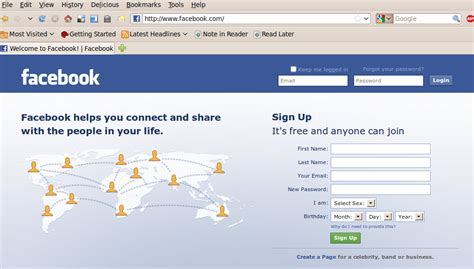 Facebook Home :  Preventing Insecure Login Pages