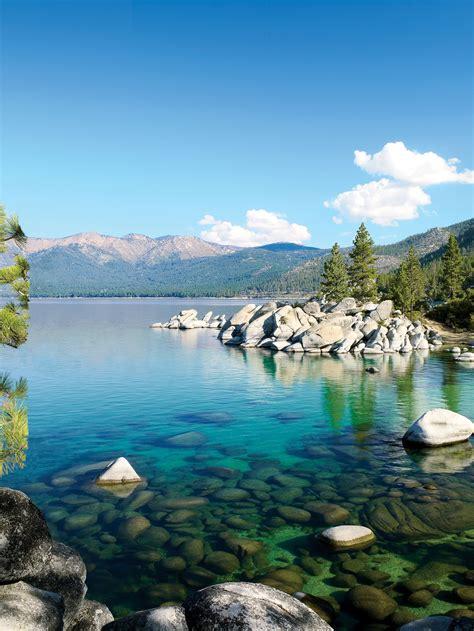 tahoe summer getaway sunset magazine
