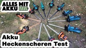 Bosch Akku Heckenschere Test : akku heckenschere test die besten ger te makita stihl ~ Watch28wear.com Haus und Dekorationen