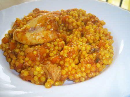 cuisine tunisienne arabe recette barkoukech au poulet de la cuisine tunisienne