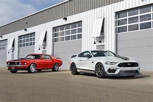 2021 Ford Mustang Mach 1 Price: More Than Bullitt, Less Than GT350