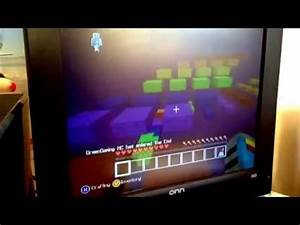 Minecraft Xbox Neon Lights Parkour