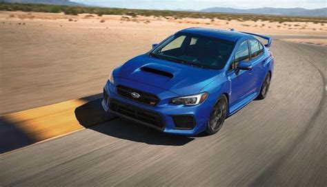 Subaru Wrxsti Finishes Year Behind With Forester, Brz