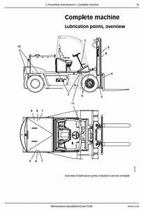 Still Fork Truck Type R60 60  70  80  6125