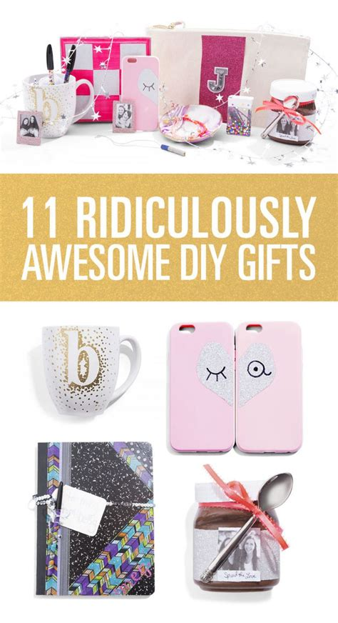 11 ridiculously awesome diy gifts for your bffs gifts