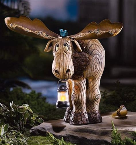 moose lawn ornament plans diy   plans  wood