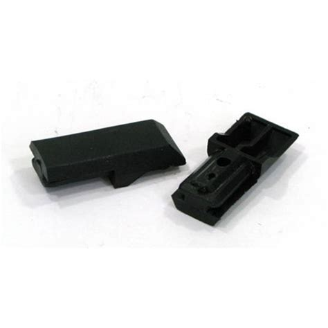pedane di plastica terminale in plastica per striscie pedane interne vespa pk