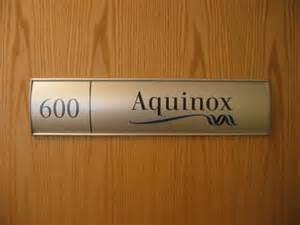 Office Door Name Sign Template