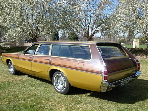 Station Wagon For Sale by Bangshift 1972 Dodge Monaco Station Wagon Ebay For Sale