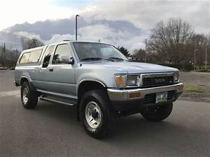 1990 Toyota Pickup Extended-cab 4x4 Sr5 V6 Must See Mint Condition     For Sale