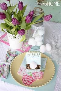 Ten 'n Ten: Easter Tablescapes