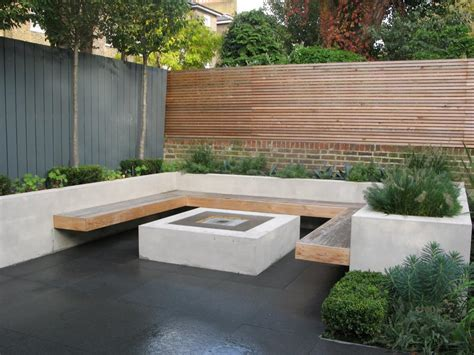 outdoor seating ideas landscaping chill out garden charlotte rowe garden design