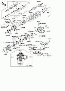 Kawasaki Brute Force 750 Parts Diagram