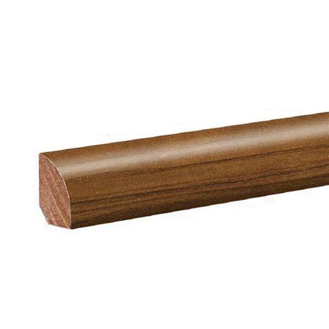 pergo flooring quarter pergo antique cherry 0 62 in thick x 0 75 in wide x 94 5 in length laminate quarter round