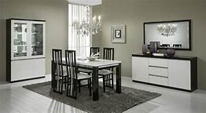 Meuble de rangement salle a manger pour deco cuisine for Deco cuisine avec meuble blanc salle a manger
