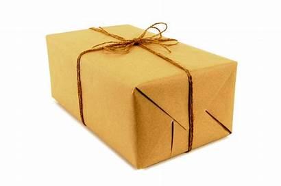Package Paper Brown Paket Schnur Koord Packpapier