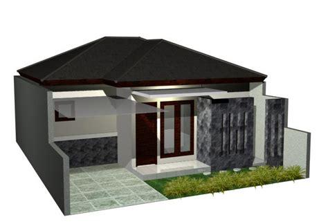 20 Contoh Gambar Desain Rumah Minimalis 1 Lantai Dan 2