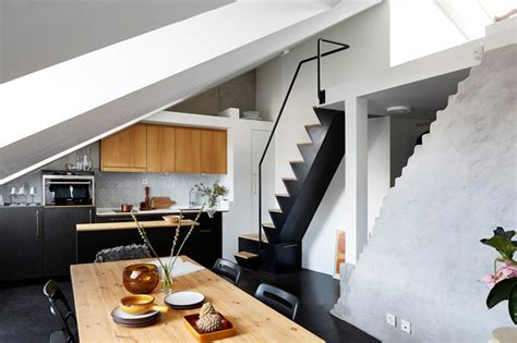 appartement duplex scandinave