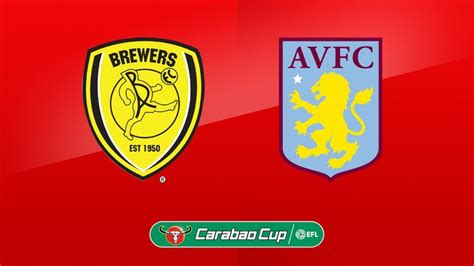 Carabao Cup on Sky: Burton Albion host Aston Villa in ...