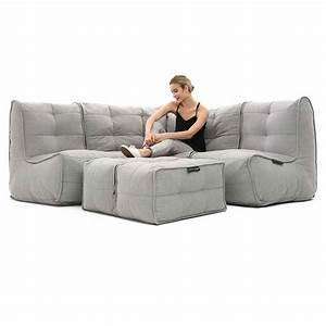 bean bag corner sofa 2017 new arrival lazy sofa single With beanie couch