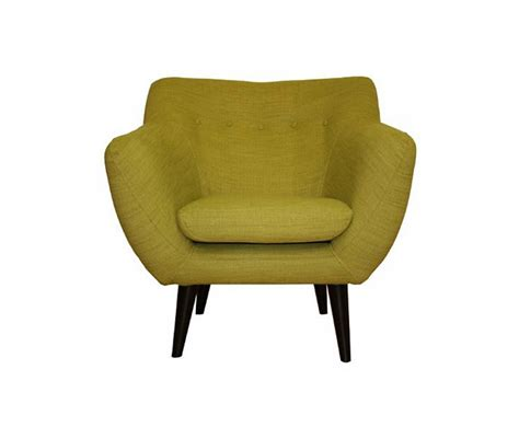 Dante Fabric Occasional Arm Chair
