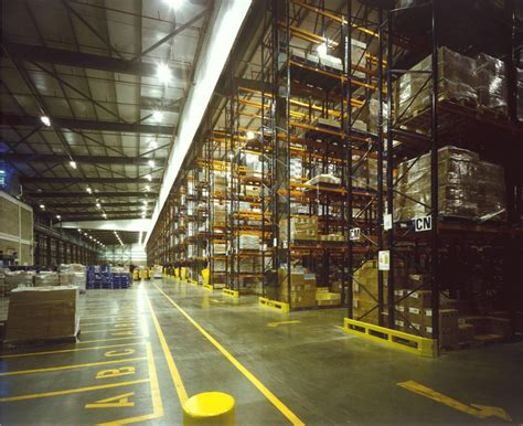 Warehouse Storage Systems  Material Storage Systems