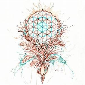 Blume Des Lebens Fensterbild : die besten 17 ideen zu blume des lebens tattoo auf pinterest mandala neck tattoo ~ Indierocktalk.com Haus und Dekorationen