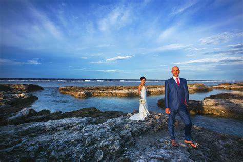 Four Seasons Bora Bora Wedding Callaway Gable