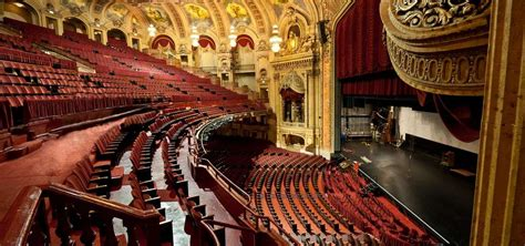 chicago venue guide privatebank theatre formerly bank of america a historic chicago guide around hamilton luxury living